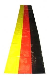 Deutschlandfahne 5 Meter Fussball Weltmeisterschaft WM Balkonsichtschutz Banner - Vorschau 4