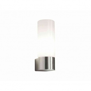AquaWall Wandanbauleuchte 100W Glas opal Wandleuchte Leuchte Lampe Beleuchtung