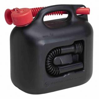 "Kraftstoff-Kanister "" Premium"" 5 Liter"