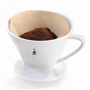 Kaffee-Filter Kaffeekocher Heißgetränke Porzellanfilter Küchenhelfer Kochen NEU