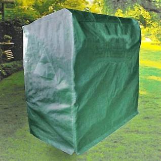 Strandkorb Abdeckhaube150x150x90cm Schutzhülle Schutzhaube Abdeckung Gartenmöbel