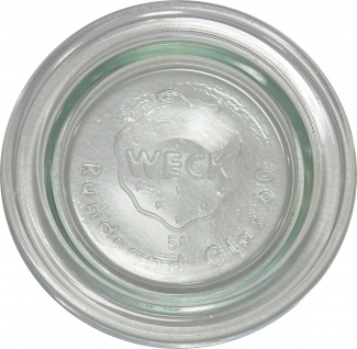 WECK Rundranddeckel RR120 120mm