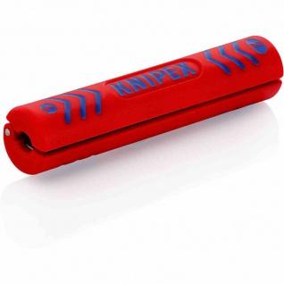 Koax-Abisolierwerkzeug, Ø4-7, 5mm, Rundschnitt