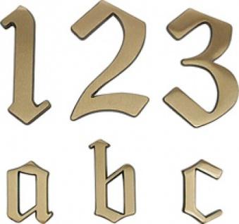 Metafranc Hausnummern-mess-br.120mm Hausnummer 421917 421917-0- - Vorschau