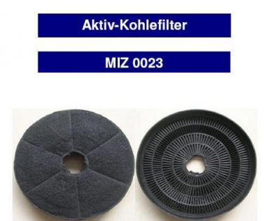 Aktivkohlefilter Kohlefilter MIZ 0023 Filter 480