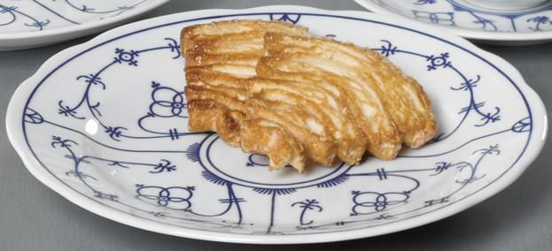 TELLER Frühstücksteller Fest 21cmtallin Indblau - Vorschau