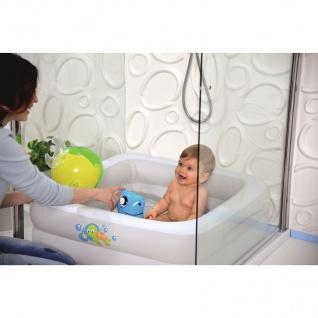 Baby Planschbecken Babybadewanne Babypool Babybecken Duschwanne Pool eckig