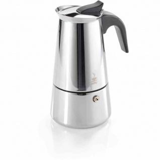 Espressokocher Kaffeekocher Kaffeebereiter Heißgetränk Mokka Küchenhelfer Kochen