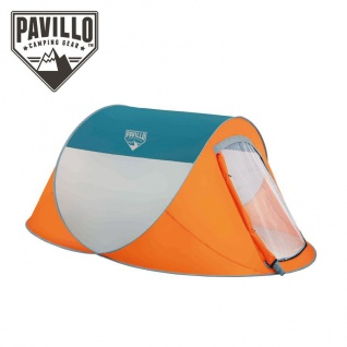 Bestway Pavillo Pop Up Zelt Nucamp X2 Campingzelt 2 Personen Wurfzelt Igluzelt