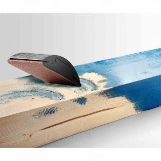 Schleifpapier Holz & Farbe K 80 Körnung 80, Inhalt 50 Stück