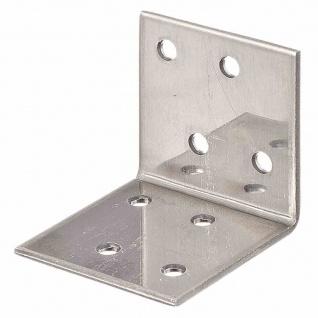Winkelverbinder A2 40 x 40 x 40 mm