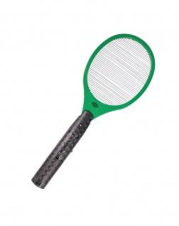 Elektrische Fliegenklatsche 45cm inkl. Batterien Insektenvernichter Mückentöter