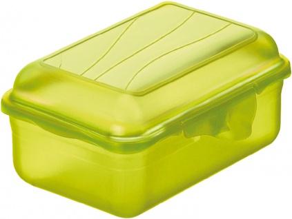 rotho Funbox 0, 4l Brotdose Aufbewahrungsbox Schulbrotdose Brotbüchse praktisch