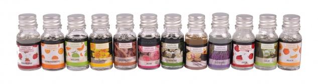 Duftöl 12er-Set Aromaöl Raumduftöl Diffuser Raumduft Ätherische Öle Duftölset - Vorschau