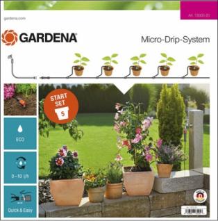 Gardena Starter Set Pflanztöpfe S 13000-20