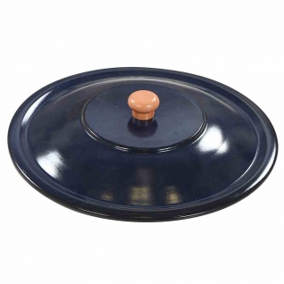 Deckel zu Gulaschkessel 22l Feuerschale Grillschale Kochen Garten Grillen BBQ