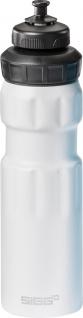 "SIGG SWITZERLAND SIGG Bottles ,, WMB Sports White Touch"" 8237.00 Bottle White0, 75"