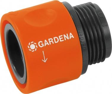 Gardena Übergangs-Schlauchstück 2917-20 Sb-ueberg Schl-stk