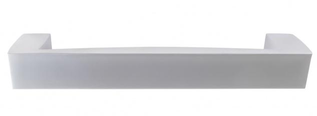 Möbelgriff 179mm chrom matt Schubladengriff Küchengriff Schrankgriff Türgriff