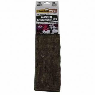 Wasserspeichervlies 80cm grau, für Blumenkästen