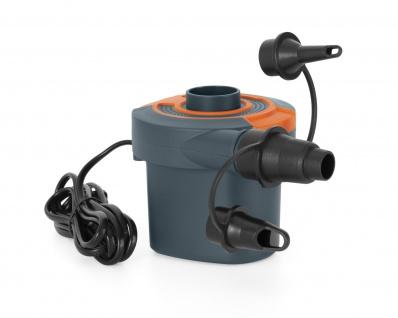 Bestway 62139 Sidewinder Elektrische Luftpumpe 110W Kompressor Elektropumpe