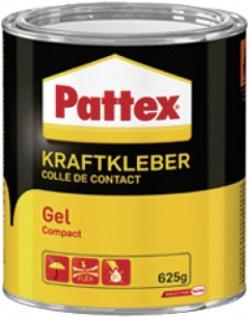 """PATTEX Kraftkleber ,, Compact Gel"""" PT6C Compact Kleber 625gr"""