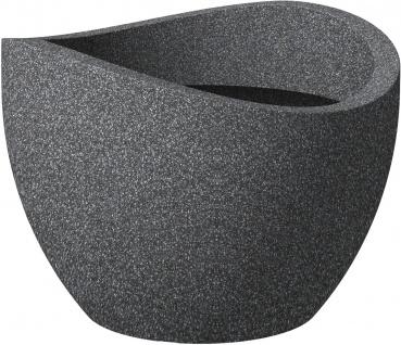 """scheurich PFLANZTOPF Pflanzkübel ,, Wave Globe"""" 53379 Wave Globe Sch 22cm"""