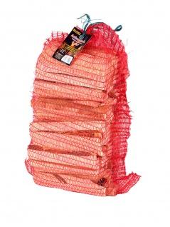 Anfeuerholz im Sack getrocknet Anzündholz Mischholz Nadelholz Brennholz