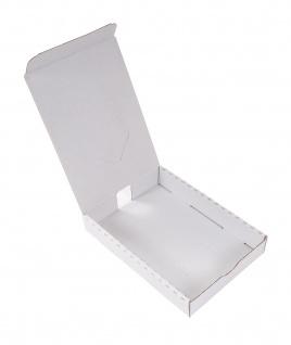 Karton 185x135x35mm Versandkarton Faltkarton Verpackung Pappkarton Warensendung
