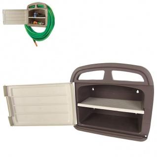 Wandschlauchhalter Staufach Gartenschlauchhalter Schlauchhalter Wasserschlauch