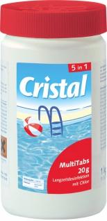 "Cristal MULTI-TABS Multitabs ,, 5 in 1"" 1135130 5 1 Kg"