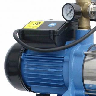 Hauswasserwerk MP 120/5A 24 LT Wasserversorgung Gartenpumpe Bewässerung Haushalt