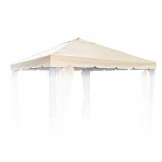 Pavillion Ersatzdach Natur für 3x3 Pavillon Pavillondach Partyzelt Dachplane