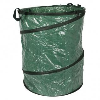 Garten Abfallbehälter 154 Liter Gartenabfallsack Laubsammler Abfallsack Laubsack