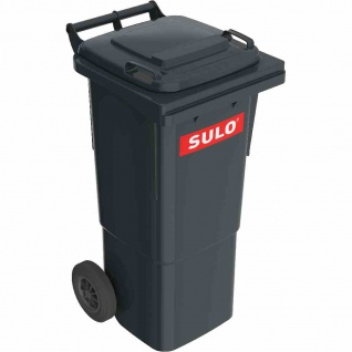 Kunststoff-Müllgroßbehälter grau 60 l MGB Kunststoff