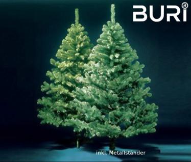 Weihnachtsbaum BURI® 180cm Weihnachten Weihnachtsfest Christbaum Tannenbaum