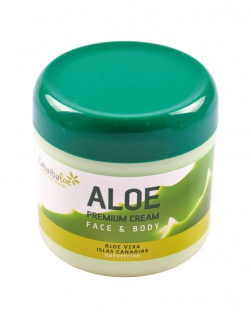 Tabaibaloe Aloe Vera Premium Cream face & body Gesichtscream Körpercreme 300 ml
