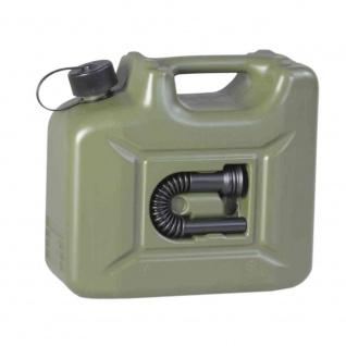 Profi-Kraftstoffkanister 10 L nato-oliv, UN-Zulassung