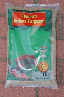 Zierrasen Berliner Tiergarten 1 Kg - Vorschau