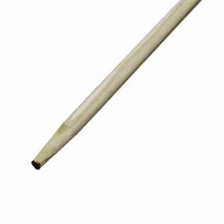 Gerätestiel roh, Maße: 1600x28mm