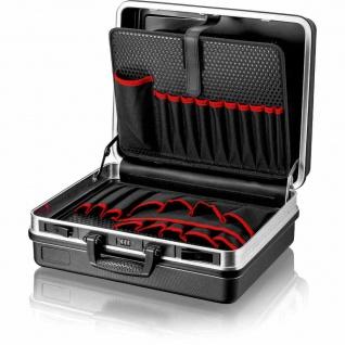 Werkzeugkoffer leer, Kunststoff, 465x200x410mm