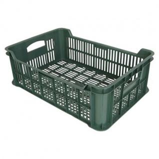 Obst- und Gemüsekiste Kartoffelkiste Kiste Lagerkiste Gemüse Transportkiste neu