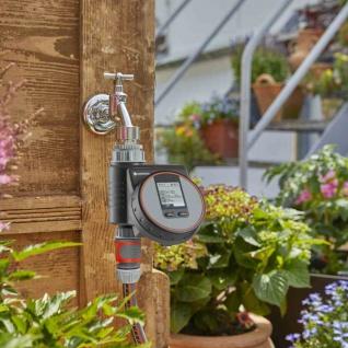 Bewässerungssteuerung Bewässerung Heimwerker Garten Terrasse Wasser Installation