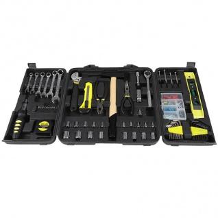 Werkzeug-Set 169-teilig Werkzeugkoffer Werkzeugkiste Werkzeugkasten Werkzeugset