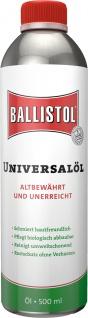 BALLISTOL BALLISTOL-OEL Universalöl 21150 Flasche 500ml
