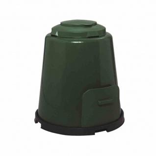 Komposter 4teilig 280l grün
