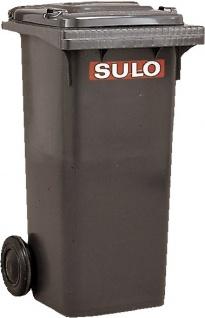 "SULO Müllgroßbehälter ,, MGB 120 Vario"" 1065269 MÜllgrossbe.120l Vo/grau"