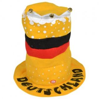 Tanzender Deutschland Fan-Hut WM Deutschlandhut Deutschlandmütze