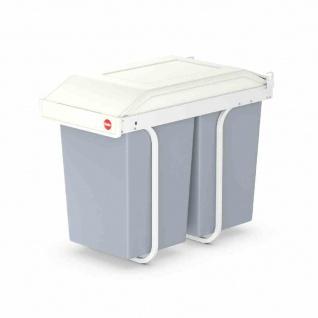 "Einbau-Mülltrennungs-System "" Multi-Box duo L"" Multi-Box 30er Drehtüren"