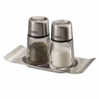 Streuer Set Salz Pfeffer Würzen Gewürze Küchenhelfer Kochen Kochzubehör Essen